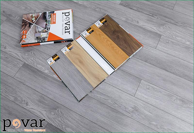 Sàn gỗ Povar Việt Nam 2019
