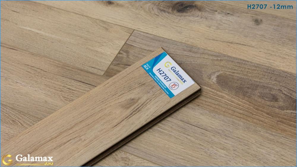 Sàn gỗ Galamax GOLD 12mm - Sàn Việt Nam chất lượng cao