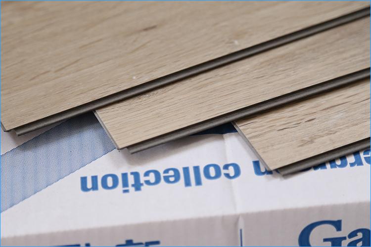 Hèm khóa Click System sàn gỗ Vinyl Galamax 4.2mm
